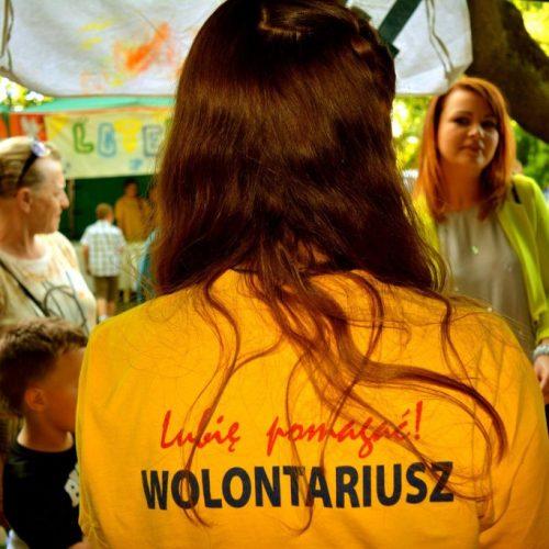 Wolontariusze dla Hospicjum