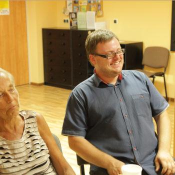 Uśmiechem, talentem i życzliwością podzielił się z nami – Tomasz Kiniorski