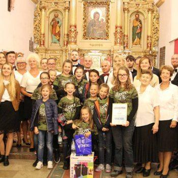 Kwesta na Hospicjum w czasie Festiwalu w Bolminie – serdecznie dziękujemy