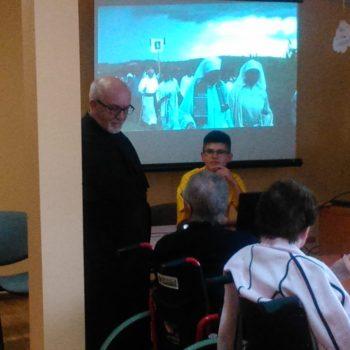 Ks. Stanisław Urbaniak, pallotyn opowiadał o 31 lat pracy na misjach