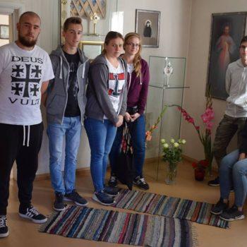 """""""Miłosierni"""" w Wilnie"""