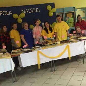 Pola Nadziei w Zespole Szkół Zawodowych nr 1 w Kielcach