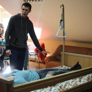 Wolontariat Opiekuńczy – czas zacząć szkolenie praktyczne