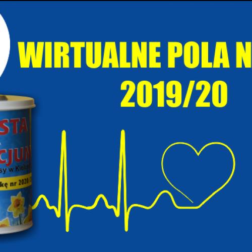 Najmłodsi wspierają Pola Nadziei 2019/20