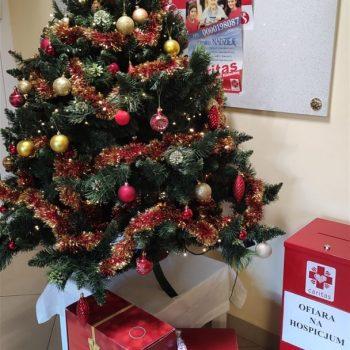 Świąteczny gest dobroci od Wolontariuszy
