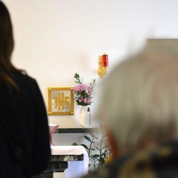 Bp Jan Piotrowski przewodniczył obchodom Dnia Chorego w kieleckim Hospicjum
