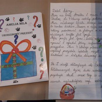 Listy pełne nadziei!
