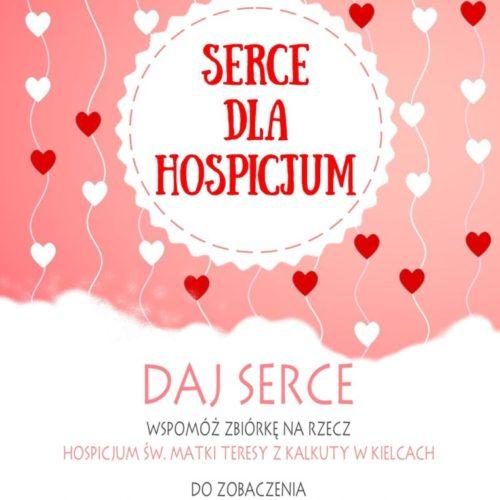 """Walentynkowe """"Serce dla Hospicjum"""""""