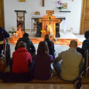 Modlitwa Taize w hospicjum