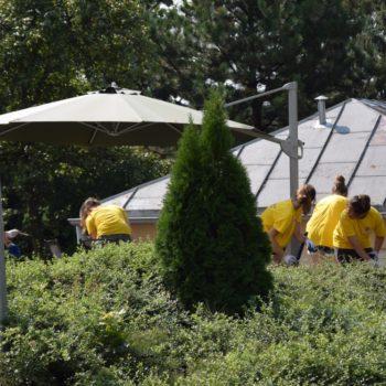 """""""W wolności pomagamy"""". Wolontariusze hospicyjni z wizytą w Licheniu"""