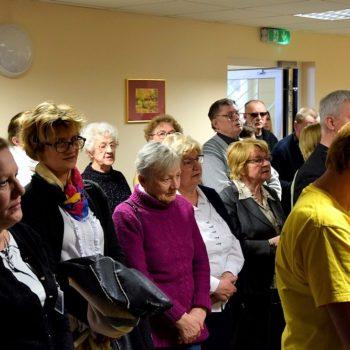 Modlitwa i konferencja w kieleckim Hospicjum